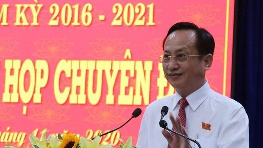 Thủ tướng phê chuẩn ông Phạm Văn Thiều làm Chủ tịch Bạc Liêu