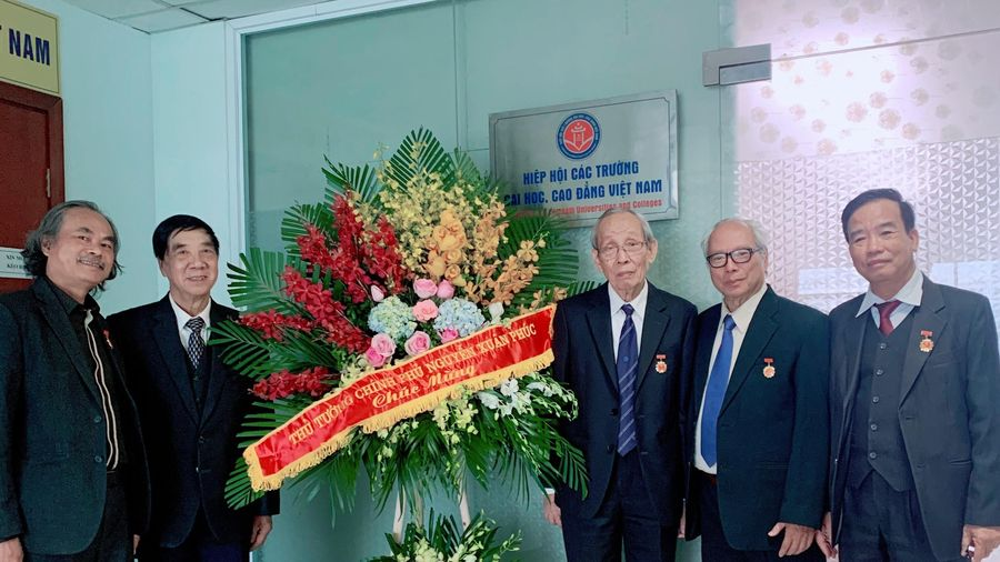 Hiệp hội gửi lời cảm ơn tới Thủ tướng, các Bộ, ban ngành