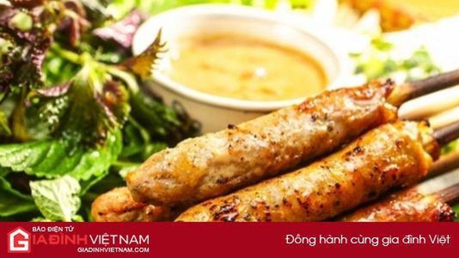 Nem lụi Đà Nẵng - Đặc sản đường phố ăn một lần nhớ mãi không quên