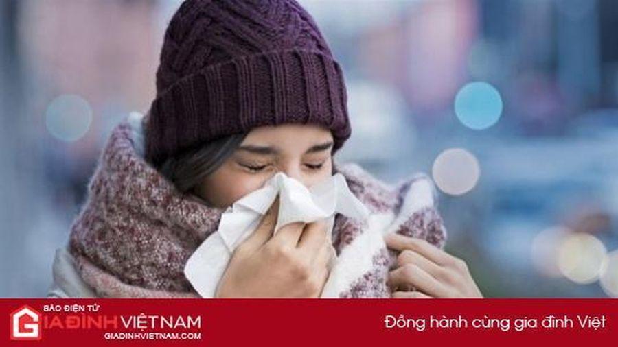 7 điều bất thường xảy ra với cơ thể vào mùa Đông