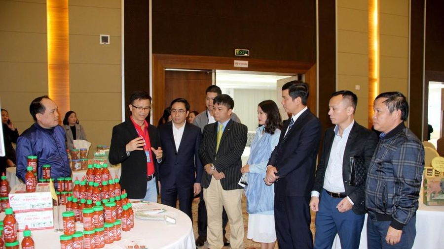 Bàn giải pháp đưa nông sản Nghệ An vào các hệ thống siêu thị