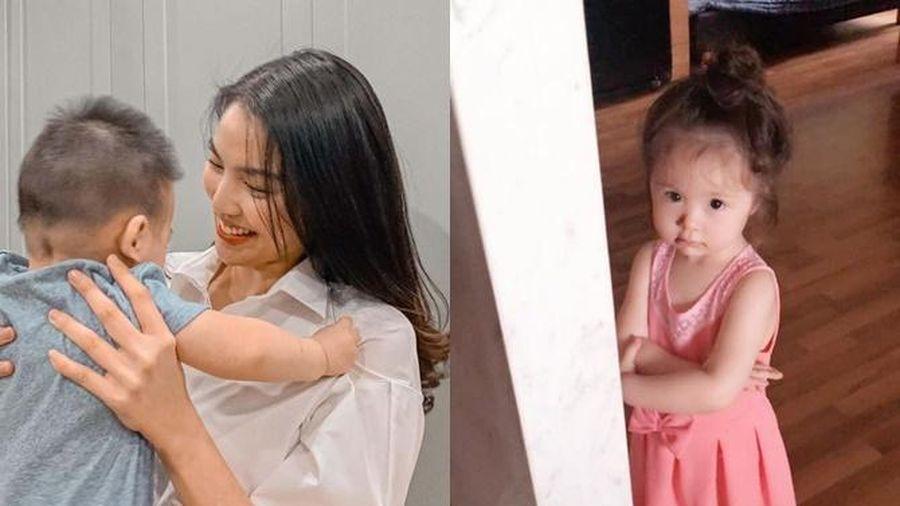 Ai cũng phải gật gù rằng 3 bà mẹ 'hot' trong Vbiz Việt này dù bận trăm công nghìn việc vẫn nuôi dạy con cực khéo