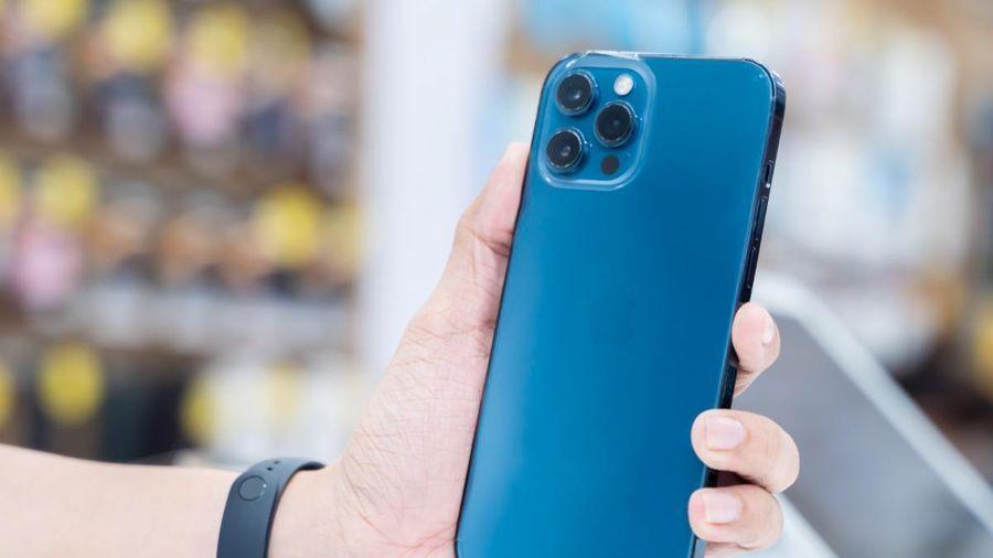iPhone 12 Pro Max VN/A màu Pacific Blue và Graphite đã có nhiều hàng trở lại