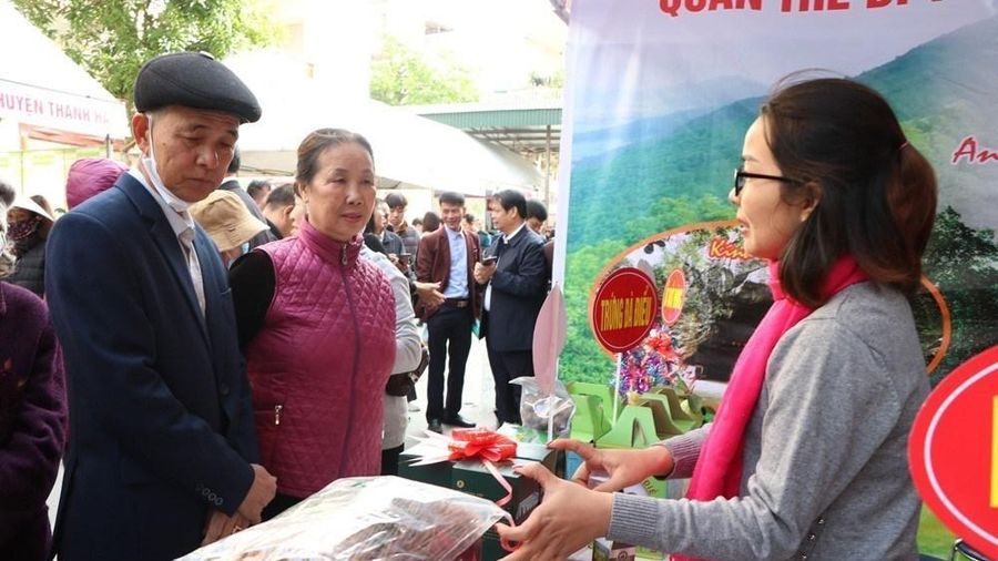 Thúc đẩy tiêu thụ nông sản vụ Đông khu vực Đồng bằng sông Hồng