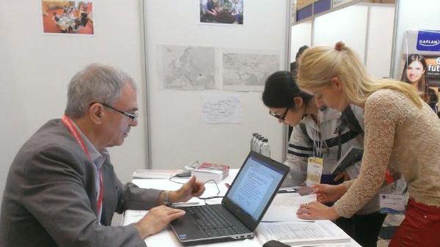 Cơ hội tìm hiểu thông tin du học tại 'Ngày hội giáo dục châu Âu'