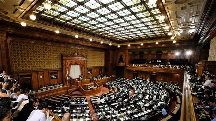 Quốc hội Nhật Bản phê chuẩn Hiệp định đối tác kinh tế Nhật - Anh