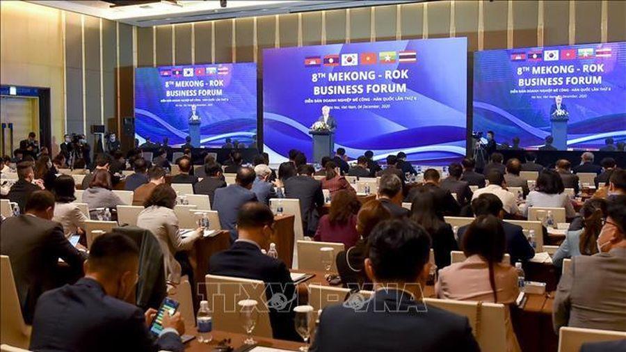 Hợp tác Mekong - Hàn Quốc đóng vai trò quan trọng thúc đẩy hội nhập kinh tế khu vực
