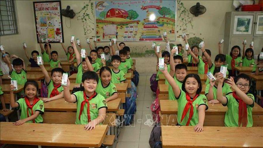 Cải thiện tầm vóc và nâng cao sức khỏe người dân Việt Nam