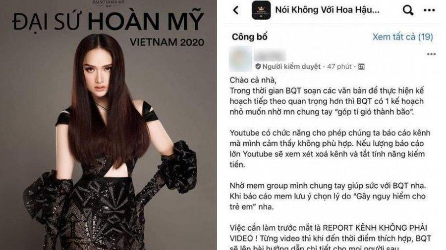 Hoa hậu Chuyển giới Hương Giang tiếp tục đối diện làn sóng tẩy chay của antifan