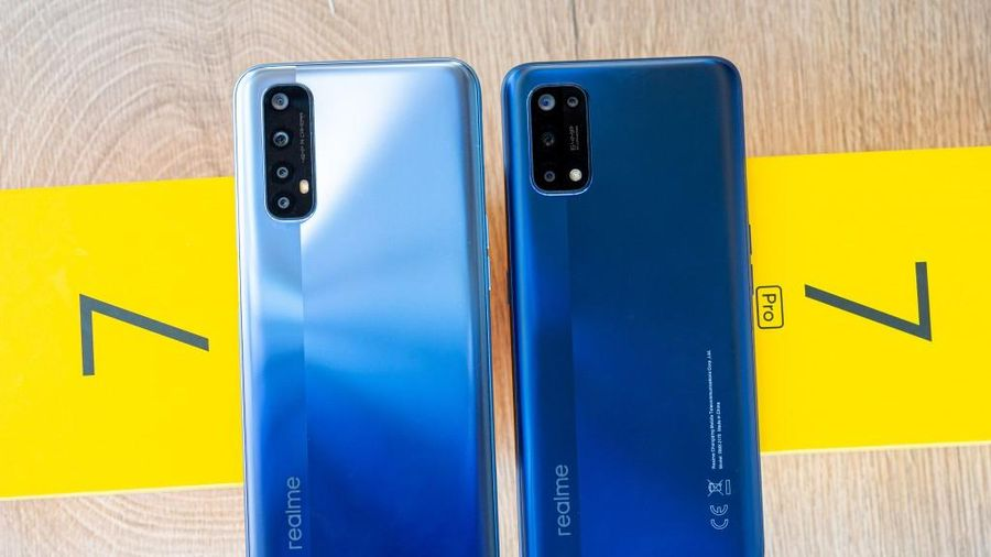 Bảng giá điện thoại Realme tháng 12/2020: Thêm lựa chọn mới