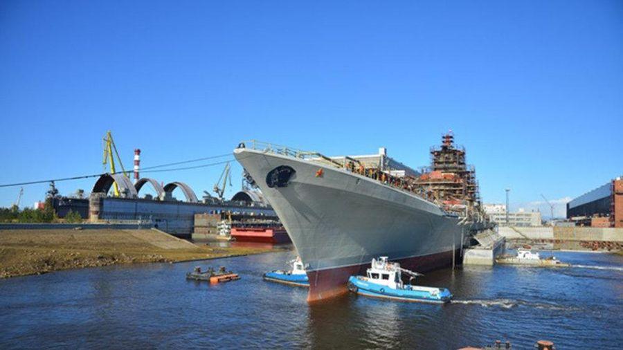 Tuần dương hạm Nga lọt vào top 5 tàu chiến tốt nhất thế giới