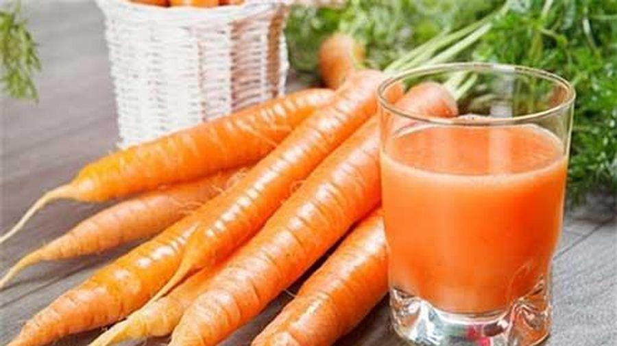 Điều gì xảy ra khi ăn cà rốt mỗi ngày?