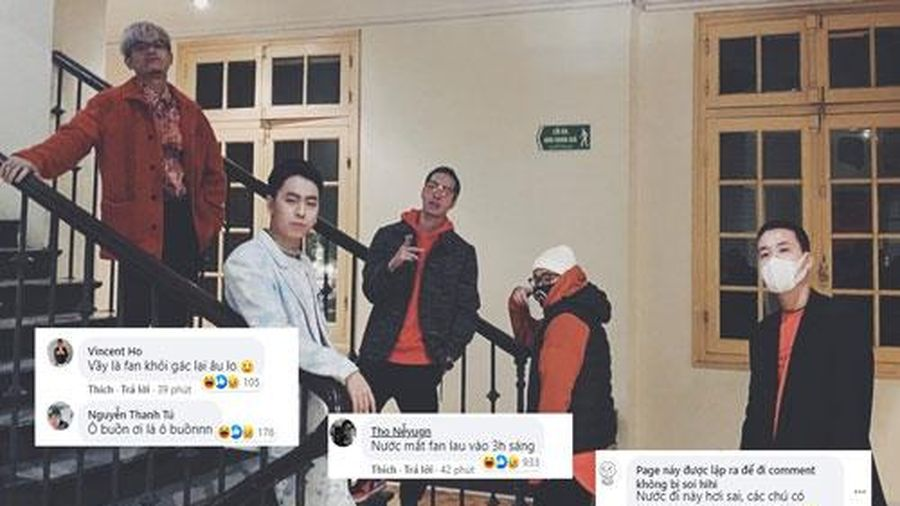 Da LAB công bố OSAD là 'thành viên thứ 7' của nhóm, fan 'ném đá tơi bời'