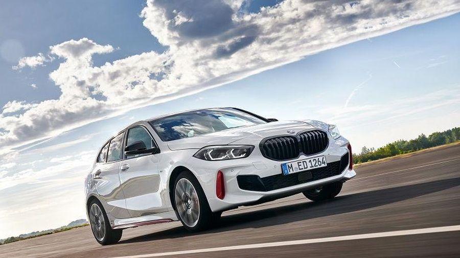 BMW 128ti 2021 sắp ra mắt với giá gần 1 tỷ đồng