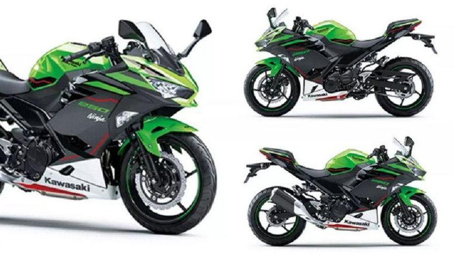 Kawasaki Ninja 250 KRT Edition 2021 trình làng khiến phái mạnh háo hức