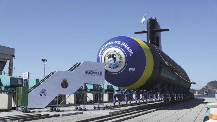 Indonesia đàm phán với Naval Group về biến thể của tàu ngầm lớp Riachuelo