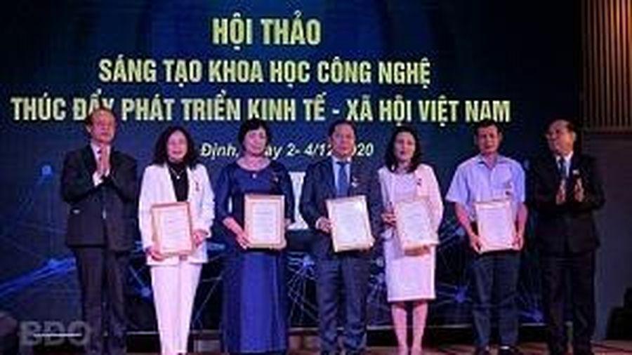 Bình Định: Hội thảo 'Sáng tạo KH&CN thúc đẩy phát triển KT-XH Việt Nam'