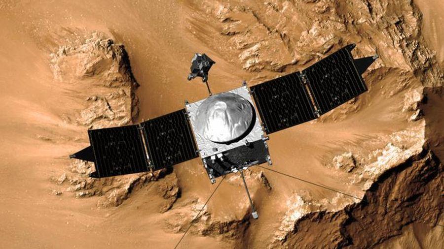 Vì sao Sao Hỏa không có nhiều nước trên bề mặt?