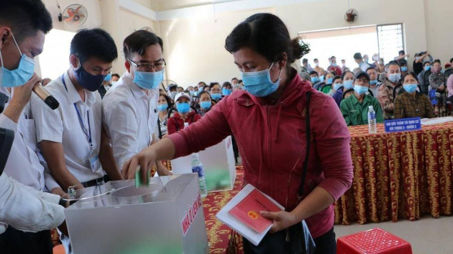 Dự án sân bay Long Thành: 94 hộ dân bốc thăm tái định cư đợt 1