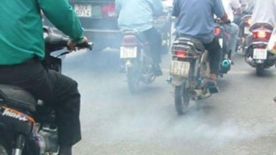 Chuẩn đoán 'bệnh' qua màu khói từ ống xả xe máy
