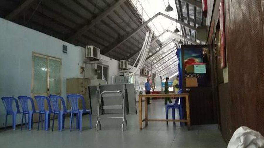 Trưởng ban quản lý chợ Kim Biên bị đâm tử vong