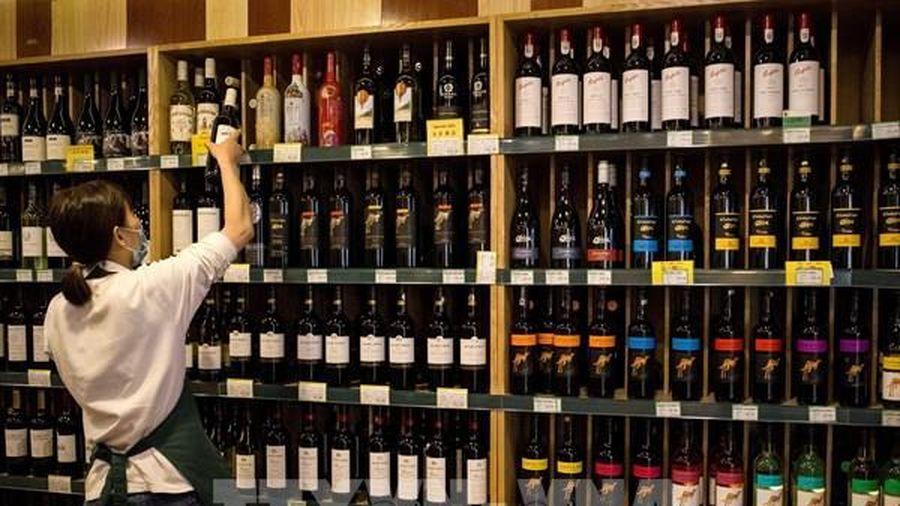 Các nhà sản xuất rượu vang Australia tìm kiếm thị trường xuất khẩu mới