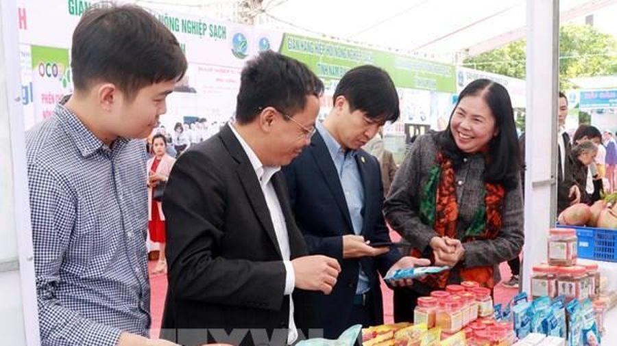 Nam Định kết nối tiêu thụ sản phẩm OCOP