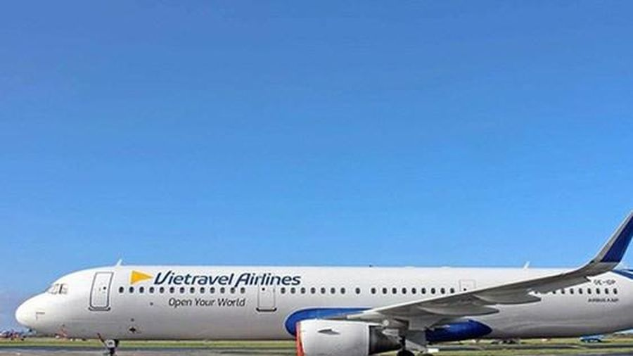 Ngày 5/12, Vietravel Airlines chào đón tàu bay đầu tiên