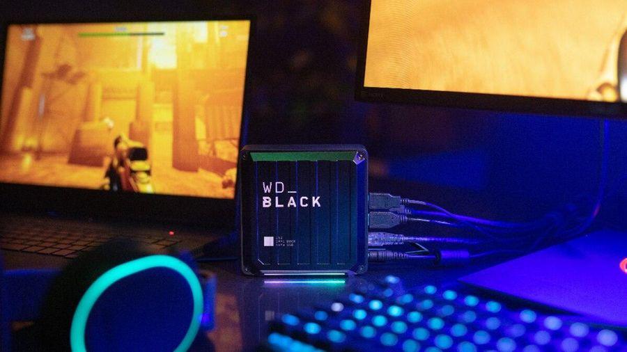 Western Digital ra mắt SSD WD Black: Tốc độ tối đa tới 7000 Mb/s, tối ưu cho gaming!
