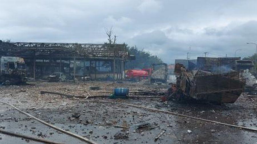 Một phụ nữ Việt tử vong trong vụ cháy nổ ở Lào