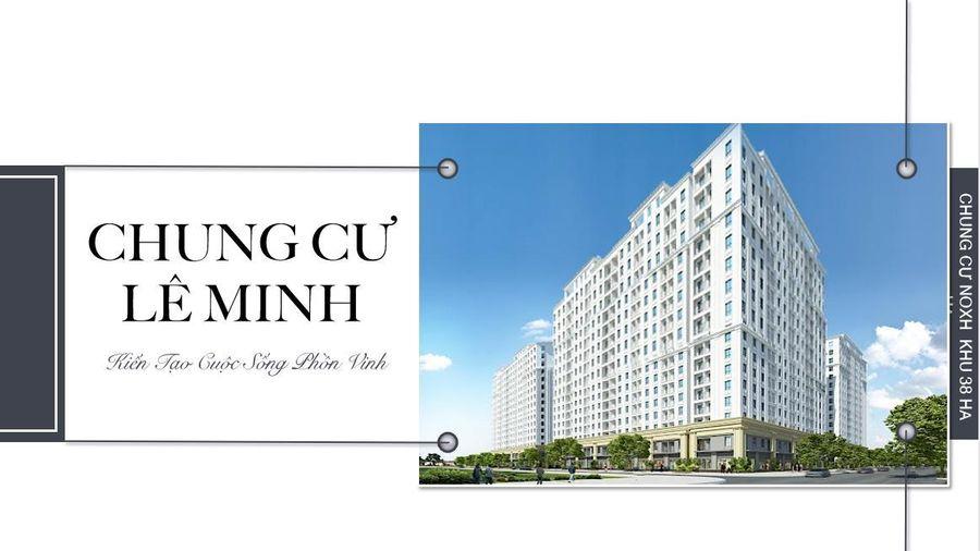 TP.HCM: Quận 12 cảnh báo dự án Lê Minh lừa đảo