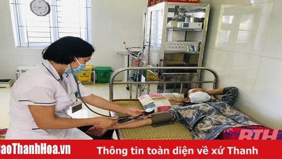 Trung tâm Y tế TP Thanh Hóa tuyển dụng 3 viên chức