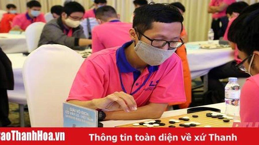 Phạm Đức Anh giành HCV cho Thanh Hóa tại Giải vô địch cờ vây toàn quốc