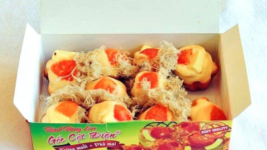 Kỳ 23: Bánh bông lan trứng muối Vũng Tàu