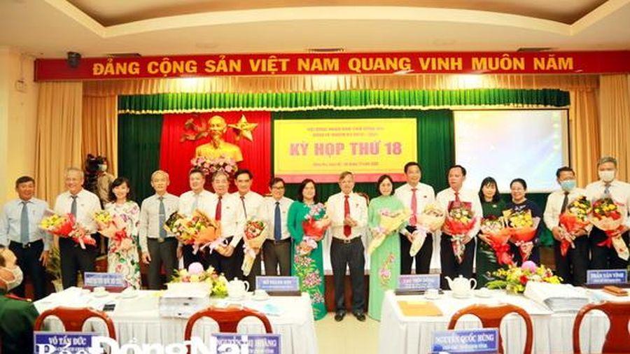 Bầu bổ sung 3 Phó chủ tịch UBND tỉnh