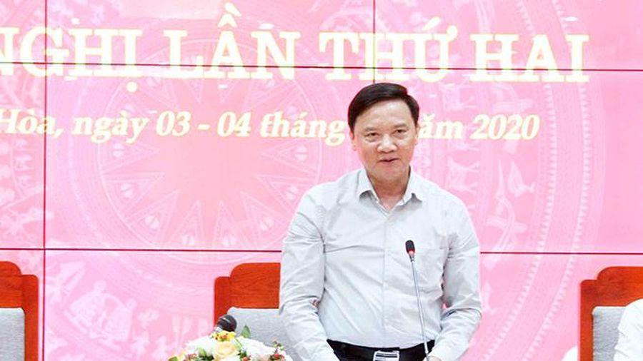 Bế mạc Hội nghị Tỉnh ủy Khánh Hòa lần thứ hai