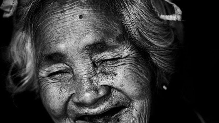 Tác phẩm Nụ cười của mẹ lọt vào tốp 50 ảnh đẹp trên Agora