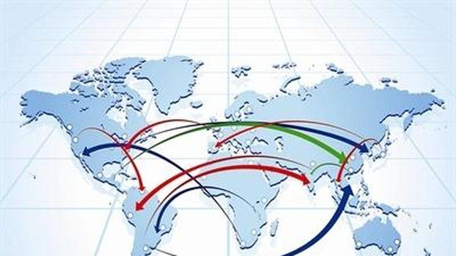 Việt Nam lọt top 5 quốc gia về dòng chảy thương mại quốc tế