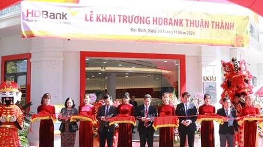 Khai trương HDBank Thuận Thành - Bắc Ninh
