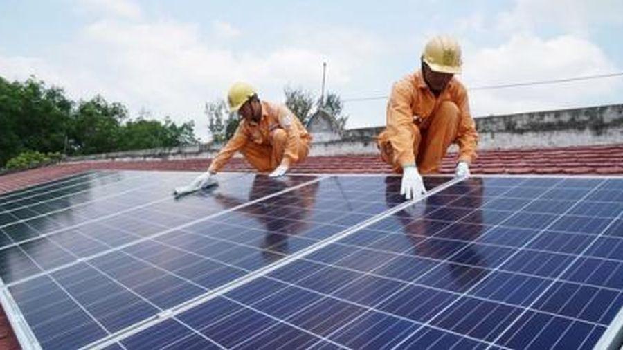 Bình Định: Cấp chủ trương đầu tư 3 dự án điện mặt trời áp mái nhà tại KCN Phú Tài