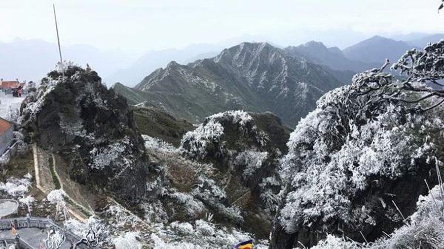 Vùng núi cao Bắc Bộ rét dưới 5 độ C, khả năng xảy ra băng giá, sương muối