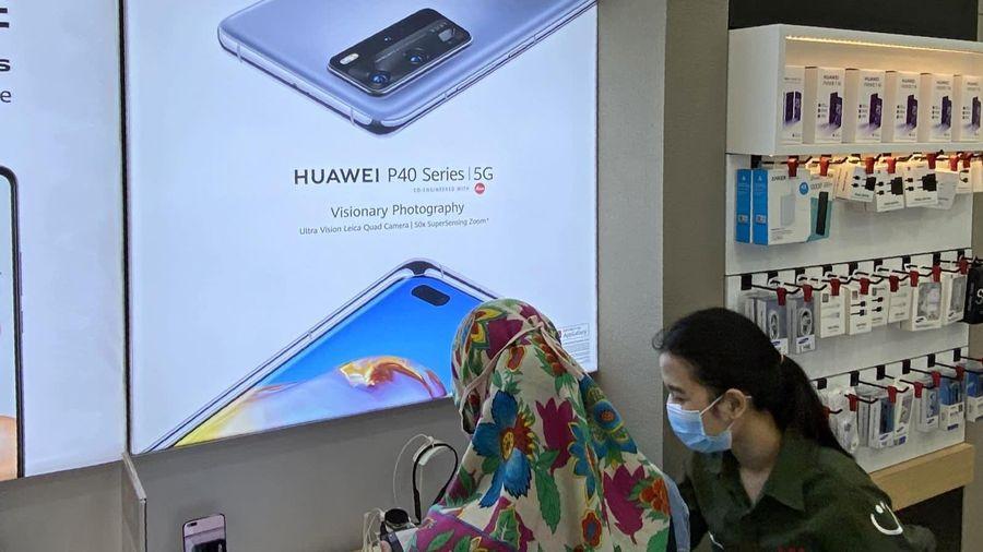 Indonesia bất ngờ ký thỏa thuận 5G với Huawei