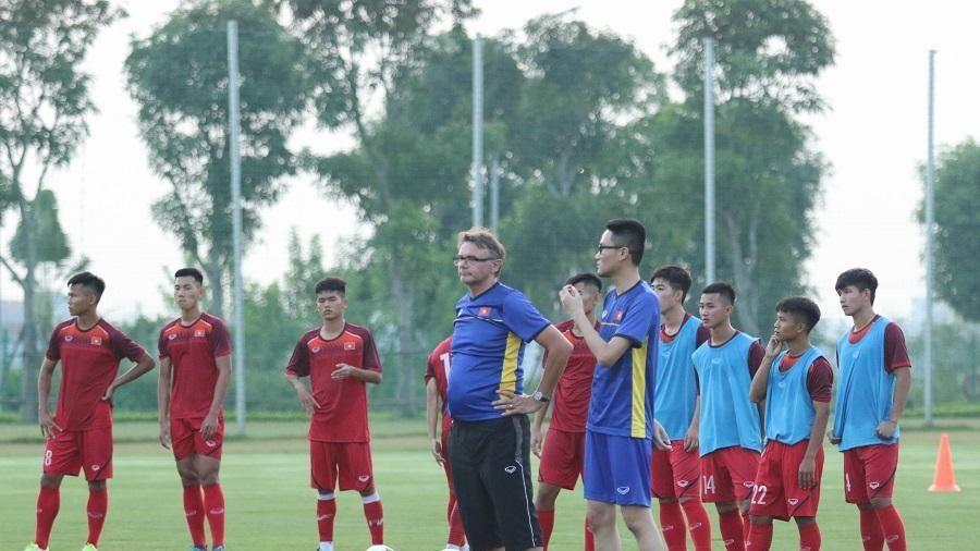 Phó Chủ tịch VFF Trần Quốc Tuấn: Hy vọng U20 Việt Nam dự World Cup