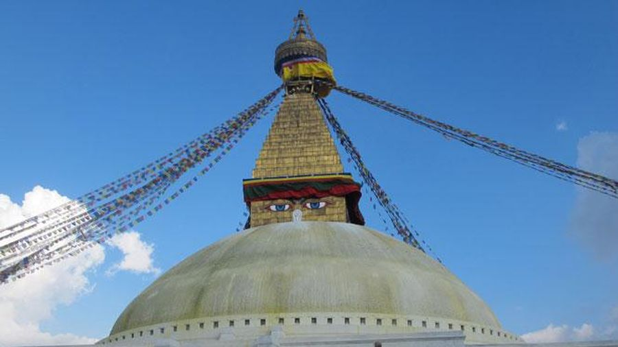 Kathmandu - rực rỡ sắc màu Nam Á