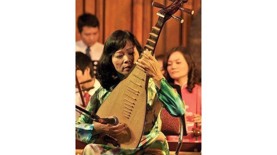Nghệ sĩ Nhân dân Mai Phương: Thiết tha giữ hồn dân tộc