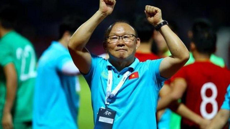 Đại diện HLV Park Hang Seo yêu cầu gỡ bỏ thông tin sai sự thật