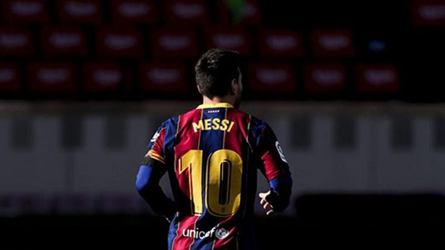 Messi đang rất gần với việc rời Barcelona