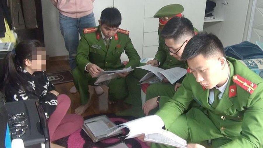 Công an truy bắt giang hồ Cường 'gấu' ở Thanh Hóa