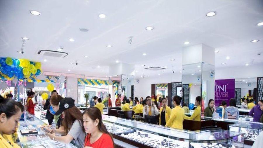 Quý 3, doanh thu vàng miếng của PNJ tăng gần 20%