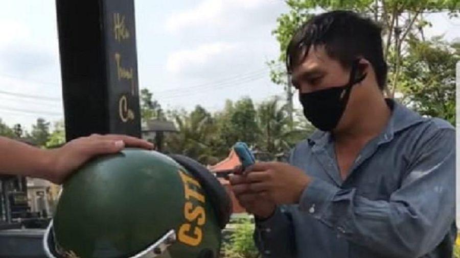 Làm rõ clip CSTT ở Đồng Nai bị 'sếp can thiệp' xe vi phạm